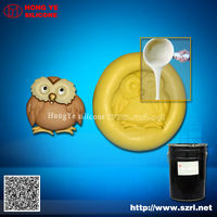 Best saler! Model design mould of RTV liquid silicon rubber