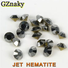 5mm ss20 Colour Jet Hematite Asfour 888 color stones