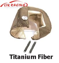 GT30,32,35,37,40,42,47,55 Titanium Fiber Exhaust Turbo Blanket