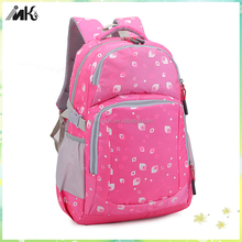 Custom design strong and durable wholesale school backpack