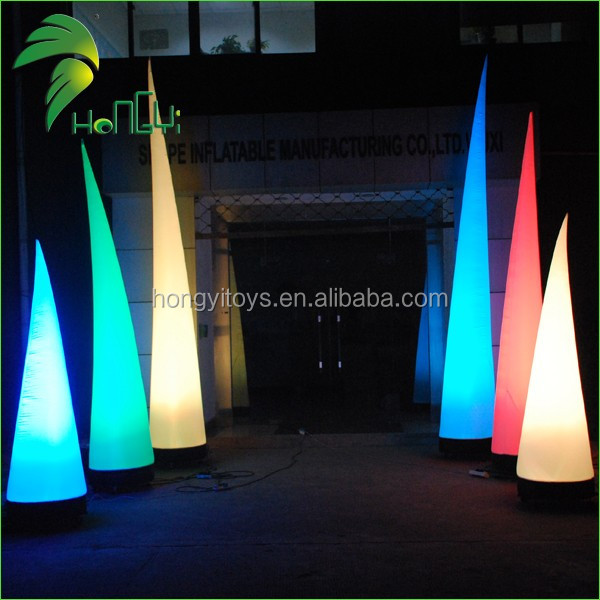 inflatable  cone light  (10)