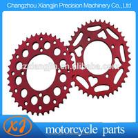 high quality transmission sprocket kit for pit bike