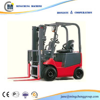CE proved scrap forklifts hydraulic pump forklift for sale