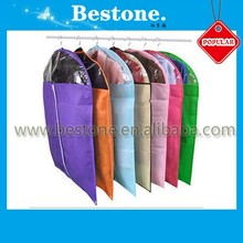 Non-Woven Fabric Clothes Shield Dust Protector Folding
