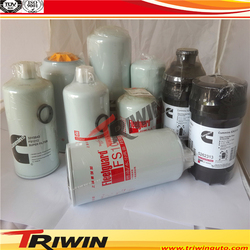 generator engine diesel fuel filter water separator oil injector pump purifier forklift in tank fleetguards fuel filter assy