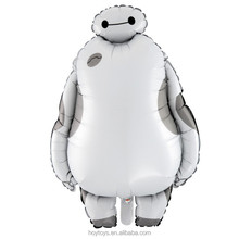 Inflatable Robot Baymax Foil Balloon big hero Cartoon Toy Balloon