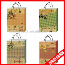 2013 HOT SALE Packaging Paper Bag kraft shopping bag