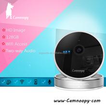 Intelligent Network Cube Camera PIR Alarm 720P IP Cube Camera Indoor Home P2P Wireless Network Cube Camera