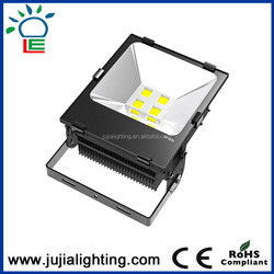 High lumen Bridgelux chip Mean well driver 200w LED floodlight for industry large area lighting