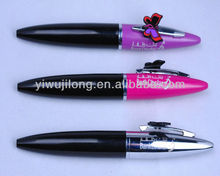 New Design Twisting high-grade commercial advertising metal ball pen