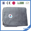 Embroidery Super Soft Print Coral Fleece Blanket