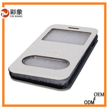 2015 Alibaba express new arrive special design Genuine leather case for samsung galaxy grand 2 g7106