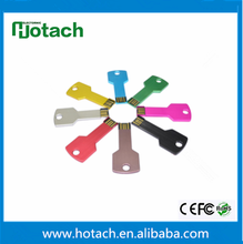 Products Status usb stick 8gb metal key shaped usb