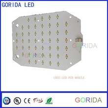 30w Square samsung 5630 led module with smd 5050 injection led pcb module