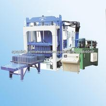 Hydraulci presionando concreto blcoks máquina