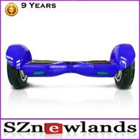 Skywalker board, hot sale 2 wheel 10 inch tire self balance board electric scooter