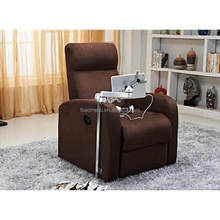 2015 latest white leather dining chair/ vintage leather chair online sale/ foot massage sofa chair