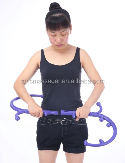 backjoy trigger point massager instructions