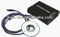 Hot usb dmx rgb led controller
