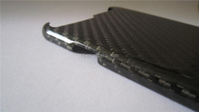 New Arrival Carbon Fiber Cell phone Case For Apple phone6/6 Plus