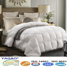 High Quality Soft Patchwork polyester filling white Quilt For Hotel/Home