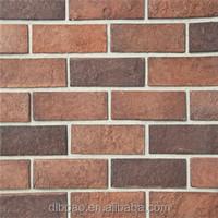 BOAO Artificial Culture Decorative Plastic Brick Wall