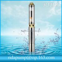4SKM100 Penis enlargement 1-1.5hp submersible deep well pump