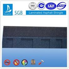 SGB brand asphalt shingle plain style