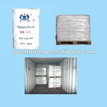 wood paint grade rutile titanium dioxide