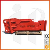 Kubota hydraulic breaker 135mm rock hammer breaker for excavator