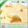 Certified , health Freeze dried fruit of 100% natural dried apple sliced