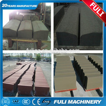FULI Machienry QT8-15 automatic block /brick machine parpaing algerie decorative concrete block
