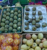 black colour PP blister tray packaging for fruit