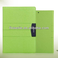 FL2903 2013 Guangzhou new arrival Ultra slim stand smart magnetic leather case cover for ipad air