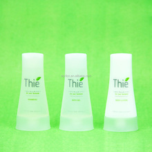 special design disposable cosmetic bottle packaging
