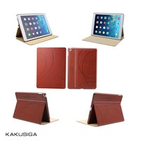 KAKUSIGA For apple iPad cover, cover for iPad 2 3 4 with smart function
