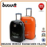 BUBULE 2015 sky travel luggage eminent bag sets custom luggage set