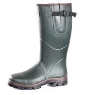 Men's hunting neoprene rubber wellies boots