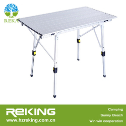 Portable Alu Camping Table