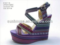 low price red bottom women big size shoes
