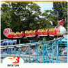 Cheap amusement ride roller coaster/entertain equipment roller coaster for sale