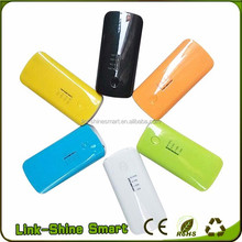 China supplier 5200mah smartphone power bank promotion