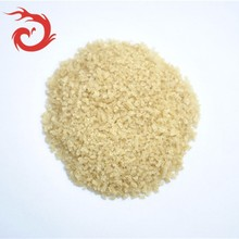 Yellowish 150 bloom halal skin gelatin.material gelatin animal skin .