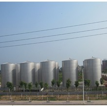 High quality edible oil storage tank
