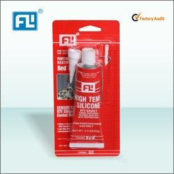 FL 70ml Red Color General Purpose Anaerobic Silicone Gasket Maker