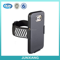 mobile phone case sports accessories armband case light in dark for samsung s6