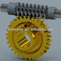 China High Quality Material Precision small plastic worm gears