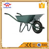 high quanlity wheel barrow solid rubber wheel wb6400 in china