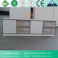 2015 new style phenolic resin shoe storage for Uzbekistan hospital