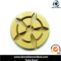 Concrete Floor Polishing Pads